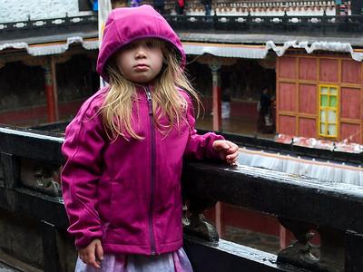 Tashi Lhunpo Monastery བཀྲ་ཤིས་ལྷུན་པོ་