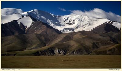 Bahnfahrt von Xining nach Lhasa, 30. Juni 2013