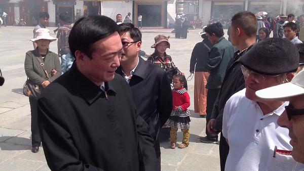 Generalsekretär von Tibet, Chen Quan Guo 陳全國