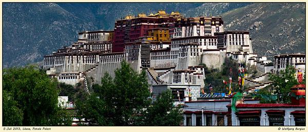China & Tibet 2013