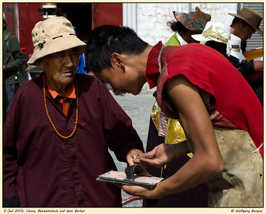 Altstadt Lhasa