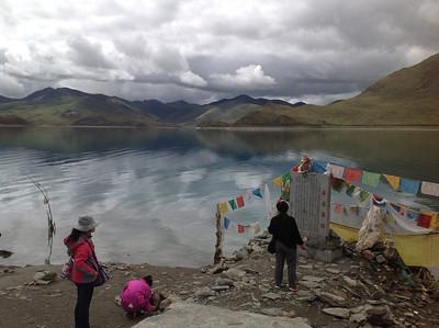 Heiliger See (Yamzhog Yumco)