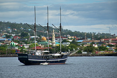 Ternate - Sidangoli - Jailolo