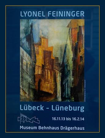 Lübeck Januar 2014