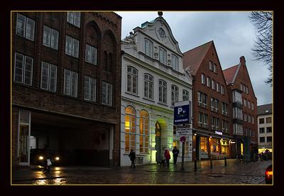 Buddenbrookhaus  Mengstr. 4, Lübeck