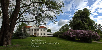 Grochowiska Szlacheckie Palace