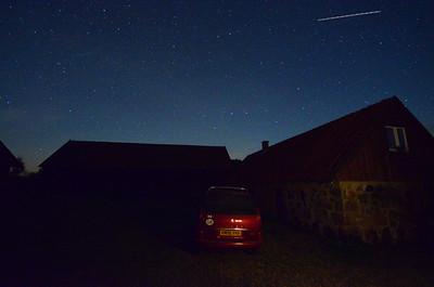 Vierkanthof Lundgreen (ISS oder Flugzeug?)