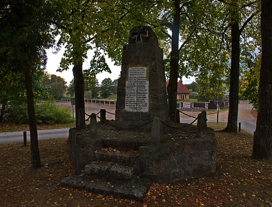 Kriegerdenkmal Pieczarki (powiat węgorzewski)