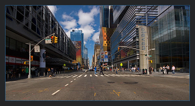 New York, 8th Avenue