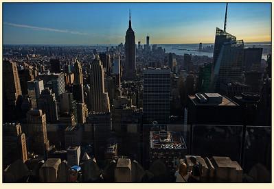"Rockefeller Center ""Top of the Rock"""