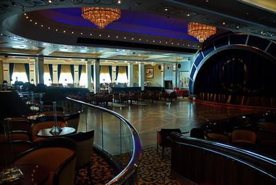 QM2 Restaurant Britannia