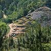 in den Hügeln von Asturien