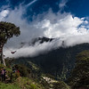 La Casa del Arbol, beliebter Sonntagsausflug bei den Ecuadorianern
