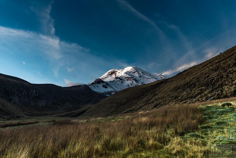 Chimborazo, 6310 m