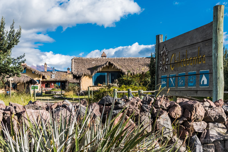Chilcabamba Lodge, 3480 m