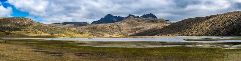 Rund um die Laguna Limpiopungo