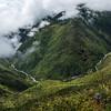 Vom Cajas NP via Nebelwald nach Guajaquil, von 4180 m auf Meereshöhe in 1.5 Std