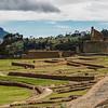 Kultstätte der Kañari und den Inka