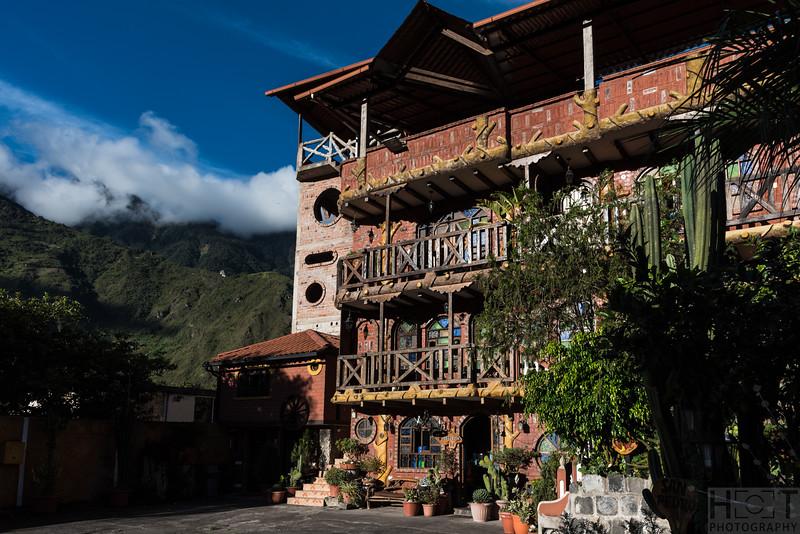 Hotel Jardines de Chamana, Ulba