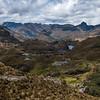 Cajas Nationalpark, 4180 m