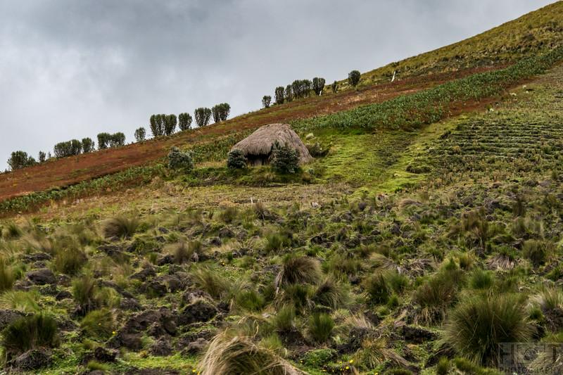 Hirtenhütten auf 4000 m