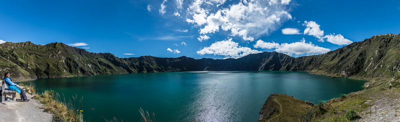 Am Kratersee, 3520 m