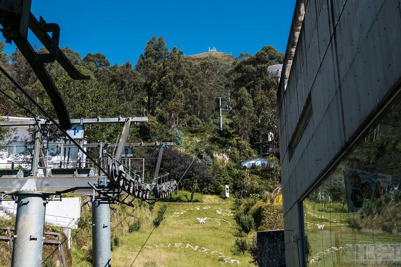 Ausflug auf den Ruco Pichincha, Hausberg von Quito