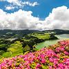 Lagoa das Furnas, Miradouro do Pico do Ferro