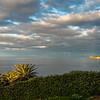 Quinta de Milhafres, Ribeira das Tainhas mit Insel Vila Franco da Campo