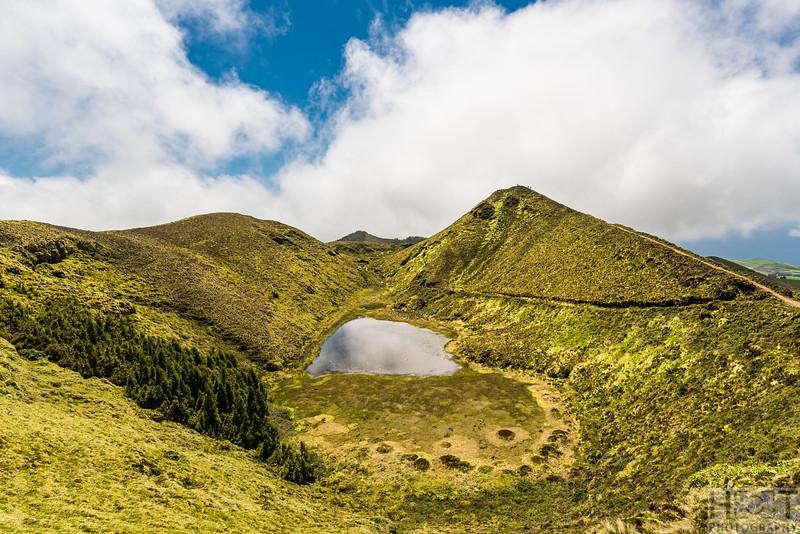 Wanderung an die Lagoas Empadadas