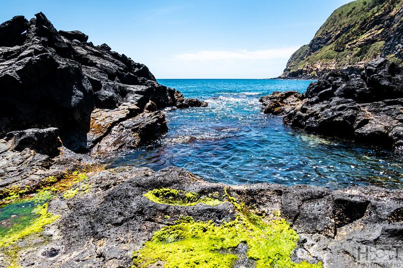 Praia Baixa d'Areia, Água do Pau