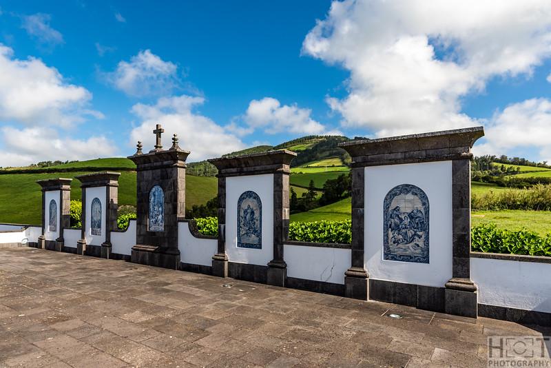 Ermida de Nossa Senhora da Paz, Vila Franco da Campo