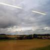 Bahnfahrt in den Odenwald, 8. Juli 2008 (Foto: Christoph Rau)