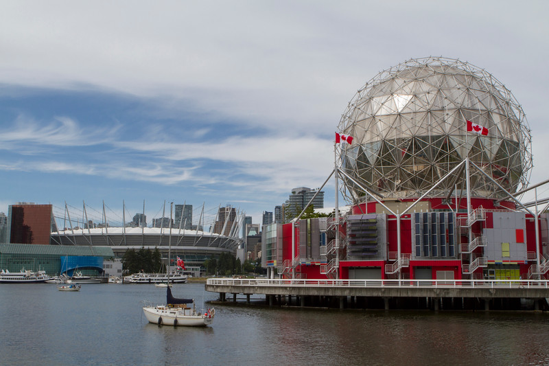 Telus World of Science, Vancouver