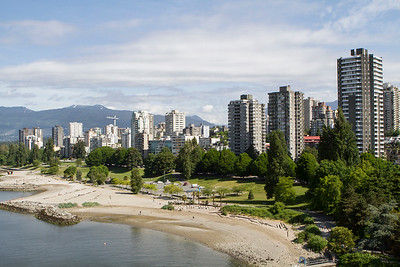 Vancouver, English Bay