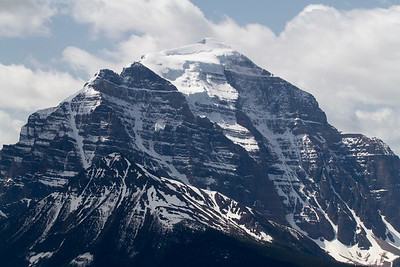 Mount Temple (3547m), Lake Louise