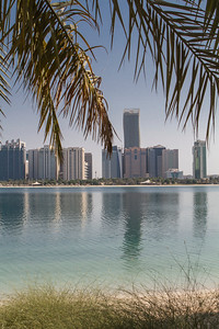 View to Skyline and Corniche