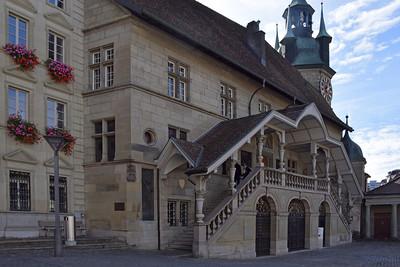 Freiburg i. Ue. Rathaus