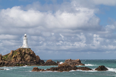 Jersey, Lighthouse La Corbière