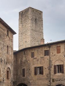 Una delle torri di San Gimignano