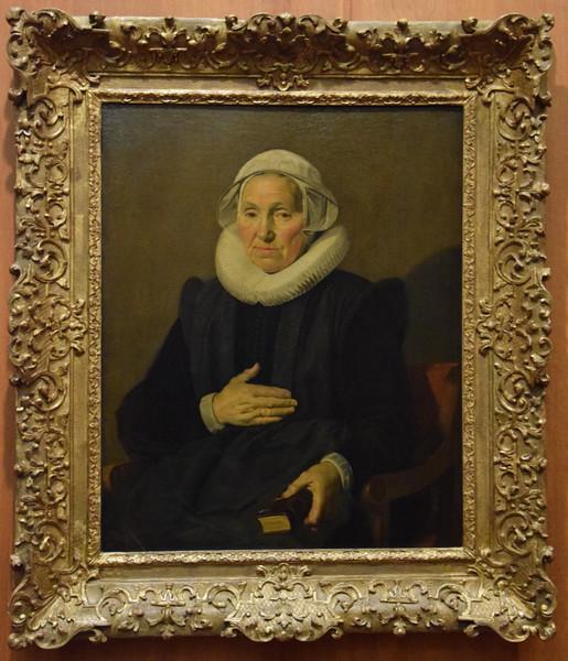 Museum Gulbenkian, Frans Hals (1580-1666), Portrait v. Sara Andriesdr. Hessix