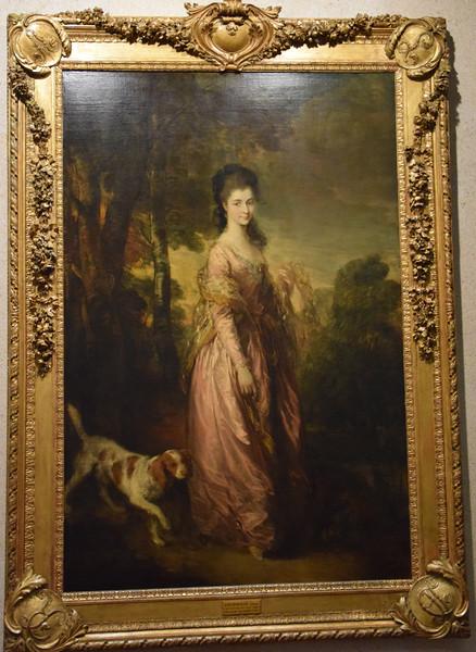Museum Gulbenkian, Peter Paul Rubens (1577-1640), Portrait v. Helena Fourment