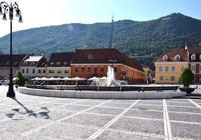 Kronstadt Stadtplatz