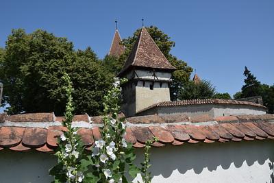 Kleinschenk mit Kirchenburg