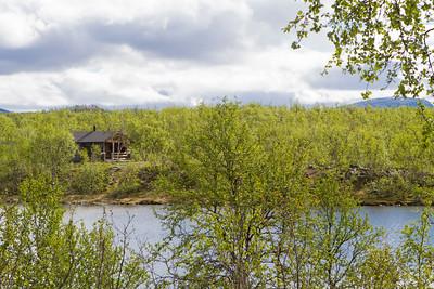 Wunderschöne Landschaften am Länderdreieck Norwegen/Finnland/Schweden
