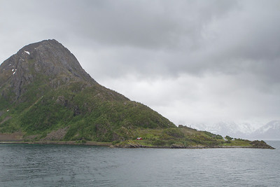 Abreise Richtung Skjervøy