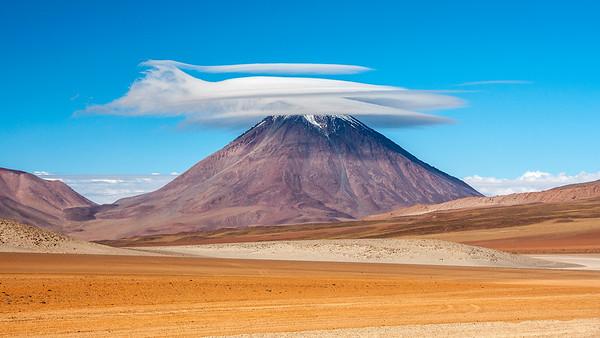 Bolivien - chilenische Grenze