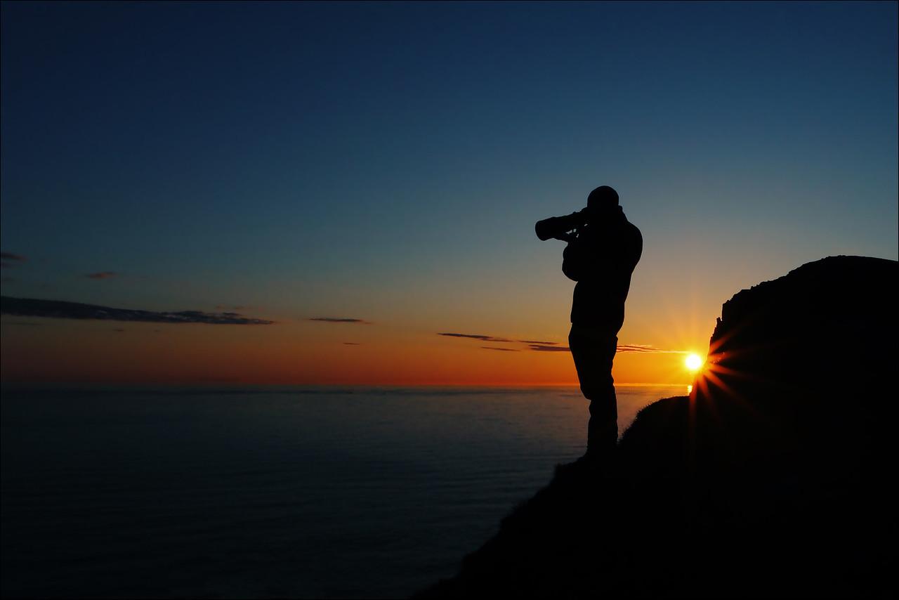 <center><b>Sunset</b> - Solnedgang</center>