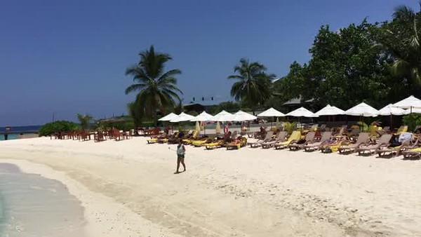 Maldivene Beach
