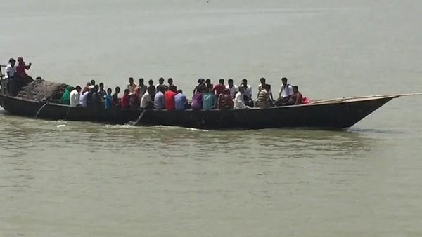 Bangladesh Ferry 2